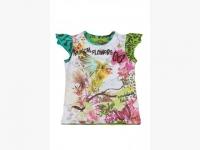 Bondi Shirt Tropical Flowers
